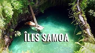 Backpack en Polynésie : îles Samoa - Serpent, lagoon, plage & vie des îles
