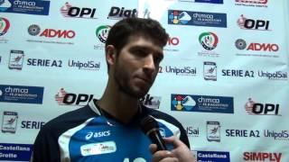 23-11-2014: Andrea Ippolito nel post Castellana-Cantù