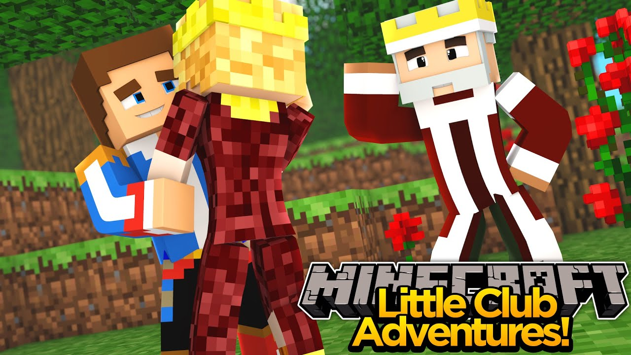 Minecraft little club adventures meeting little donny 39 s - The little club ...