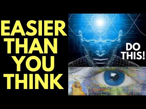 Remote Viewing, Telepathy and the Collective Consciousness (How to do it)