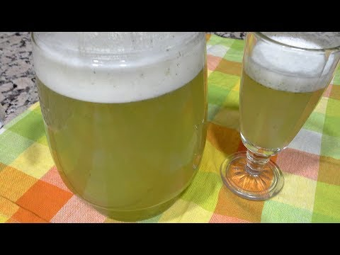 وصفات رمضان : عصير الليمون بالنعناع المنعش./Recettes ramadan : jus de citron à la menthe fraîche