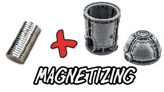 Magnetizing Sector Mechanicus