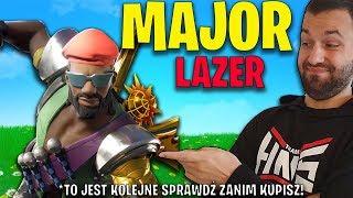 MAJOR LAZER ! (ulepszona wersja sprawdz zanim kupisz)