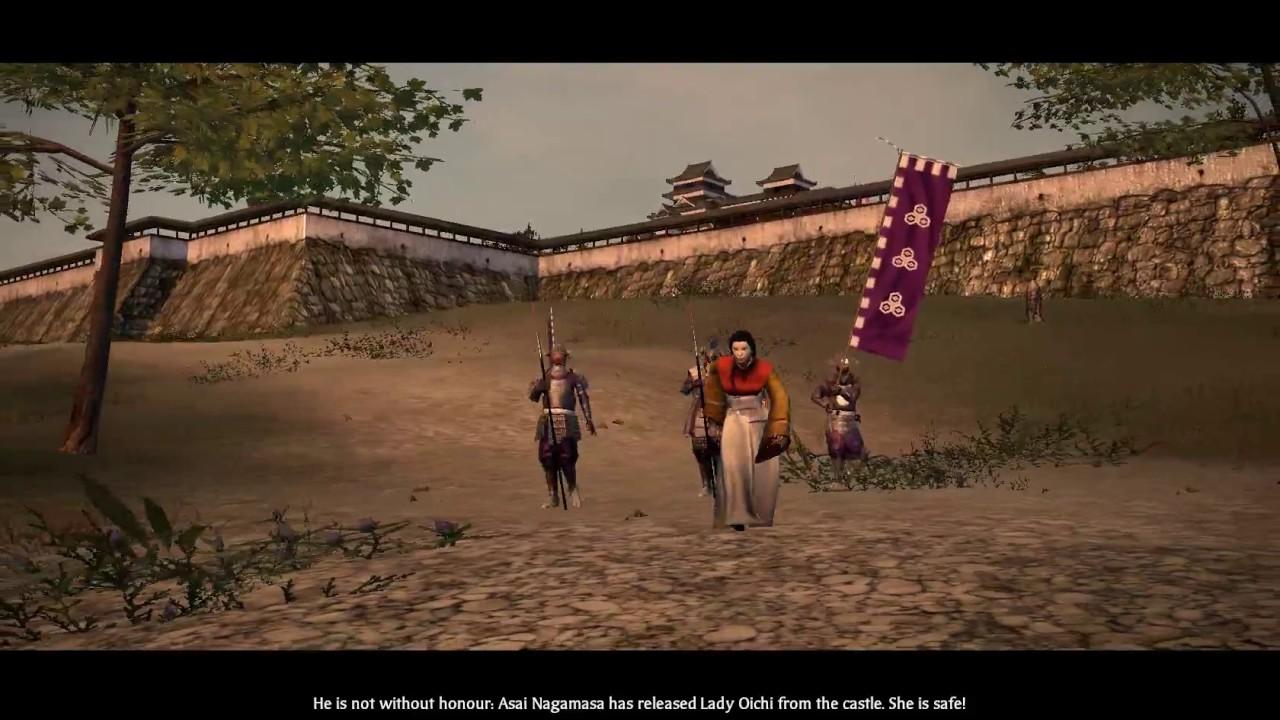 Battle of Anegawa 1570 - Animated History