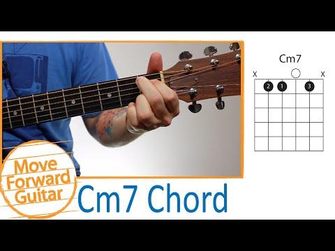 Cm7 Guitar Chord Worshipchords