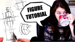 How To Draw A Basic Figure
