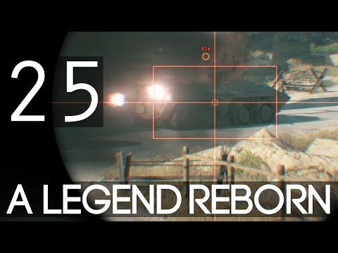 [25] A Legend Reborn (Let's Play Metal Gear Solid 5: Phantom Pain PC w/ GaLm) [1080p 60FPS]