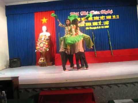 Múa Tre Việt (Tài Chính Ngân Hàng A K34)