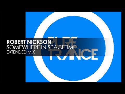 Robert Nickson - Somewhere In Spacetime