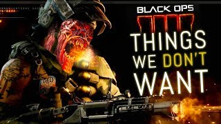 Black Ops 4: 5 Things We DON