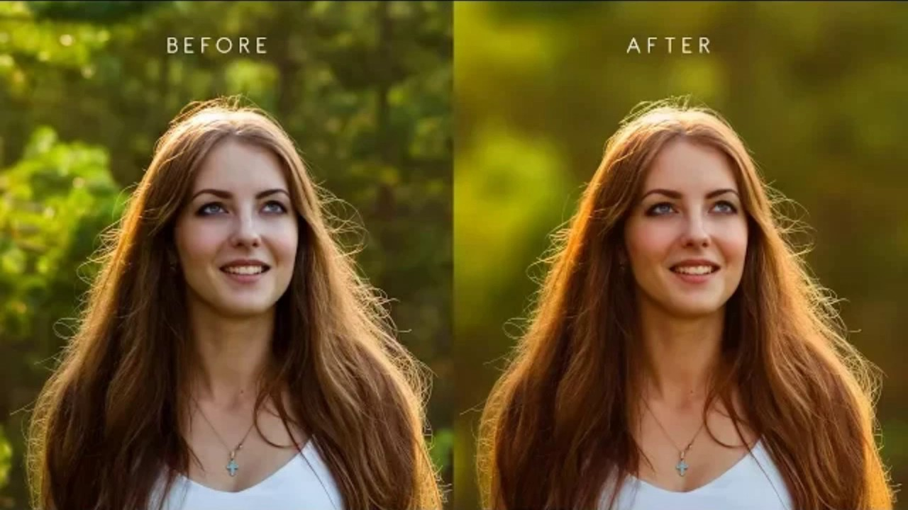 picsart background blur effects