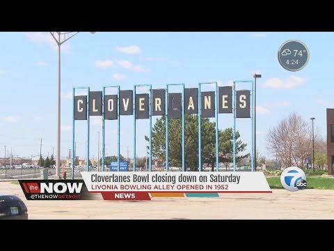 Cloverlanes Bowl Closing On Saturday