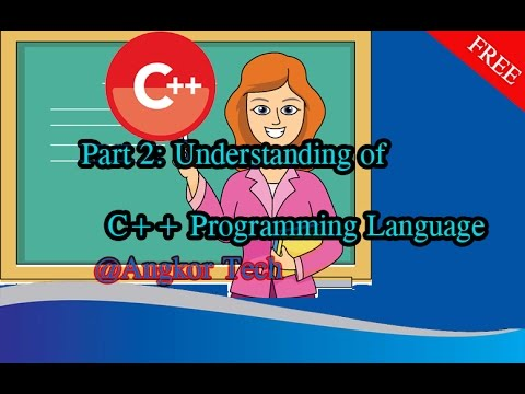 Part -2 Understanding of C++ Programming Language and Using Comment