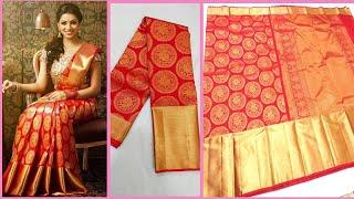 30 Grand Bridal Kanjivaram Silk Sarees With Price - Wedding Season is round the Corner