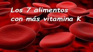 De el producen en higado dependientes coagulacion de vitamina factores se k