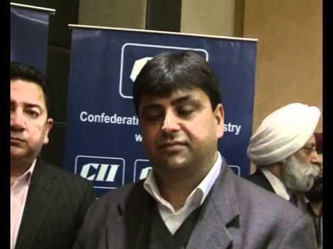AMRITSAR: Canadian team interacts with Amritsar businessmen and wants India to expedite FTA