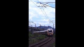 『E653系 K70編成 (国鉄色)・団体臨時列車 TDRドリーム号[9121M]』2019/7/28(JR東北本線・東福島駅~伊達駅「志和田踏切」)