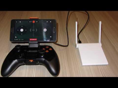 Range Test 1) SkyController 2 VS Xiaomi Router Nano (Bebop