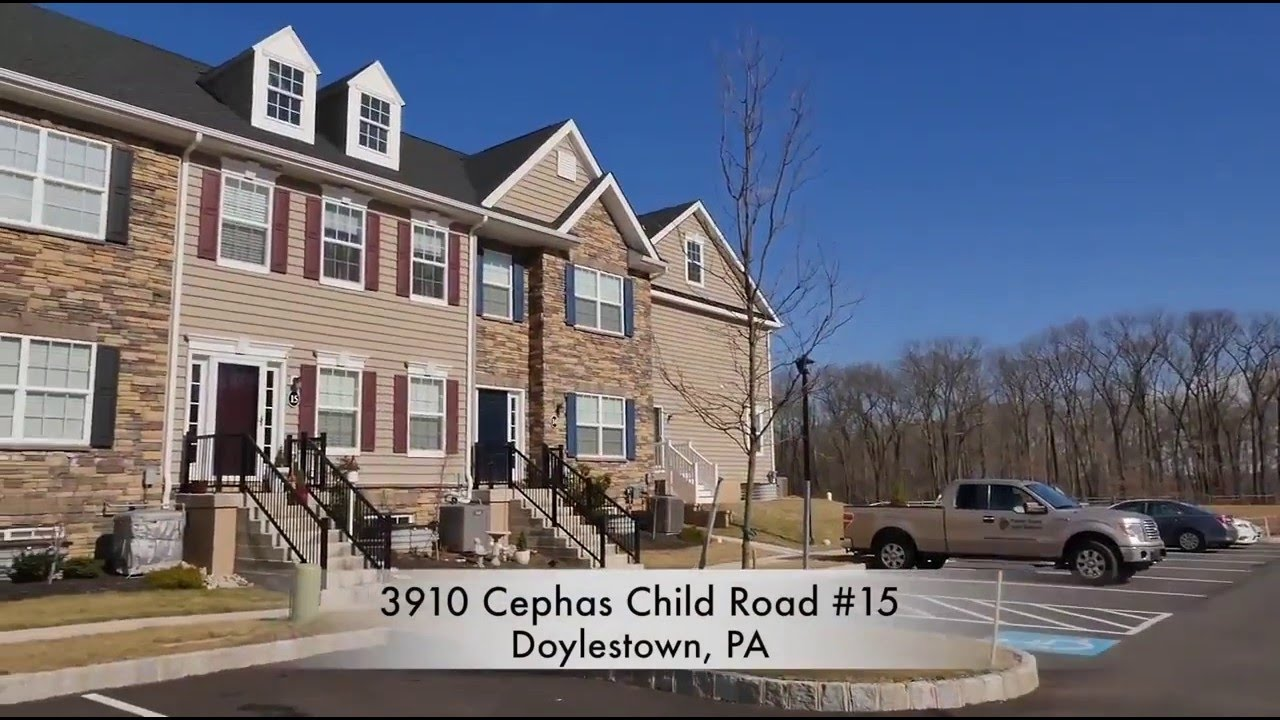 Home For Sale Carriage Hill 3910 Cephas Child Road 15 Doylestown Pa