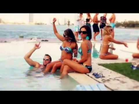2011 2012 Best Dance Songs Beach Party Hot Bikini Pitbull Britney Spears David Gueta Marc Anthony