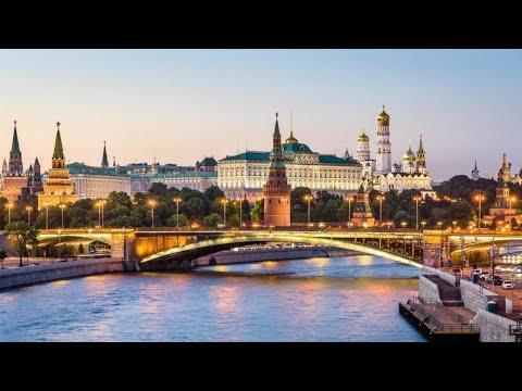 Безлюдная красота: Апокалиптические кадры Москвы - прямая трансляция