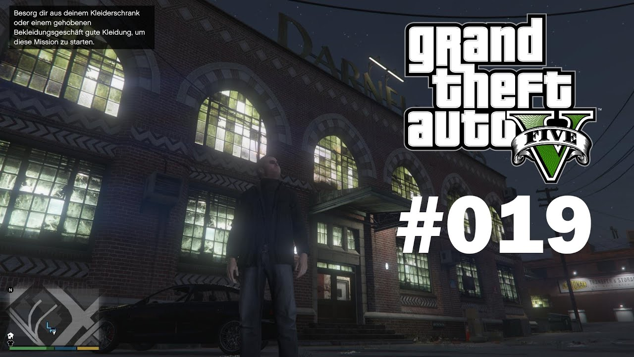 "gta 5 #019 - ""passende kleidung"", fick dich lester!! 