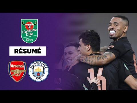 Résumé : Manchester City lamine Arsenal !