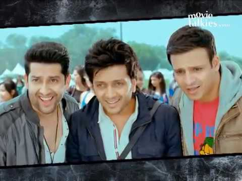 Trailer Unveiled: 'Grand Masti' Promises Uncensored Fun Travel Video
