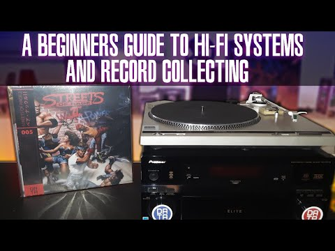 A Beginners Guide To HiFi Systems and Record/Vinyl Collecting | Rewind Mike