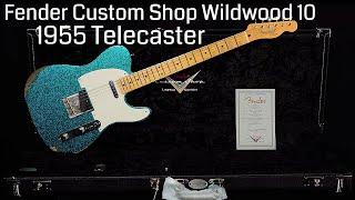 Baixar Fender Custom Shop Wildwood 10 1955 Telecaster  •  Wildwood Guitars