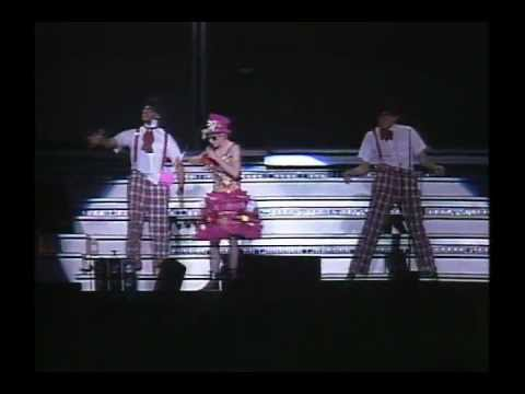 10. Material Girl - Madonna - Who's That Girl Tour - Live In Japan