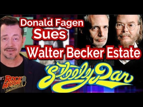 Steely Dan's Donald Fagen Sues Walter Becker Estate For Band Name Mp3
