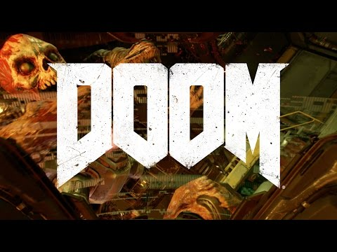 DOOM - E3 2015 Gameplay Trailer poster