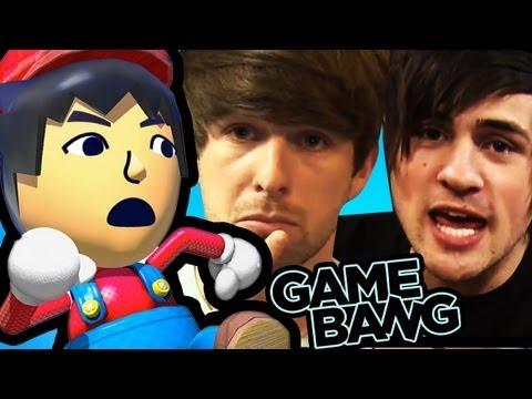 MARIO MUD TACKLING (Game Bang)