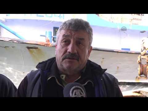 İstanbul'da çoğu balıkçı sezonu erken kapattı