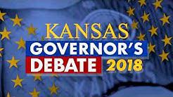 2018 Kansas Governor's Debate