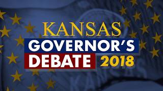 2018 Kansas Governor's Debate