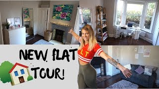 HOME TOUR | Welcome To My New Flat!!