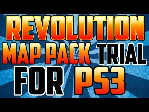Revolution Map Pack DLC Free Trial Available On PS3 TOMORROW JUNE 20th (Black Ops 2)