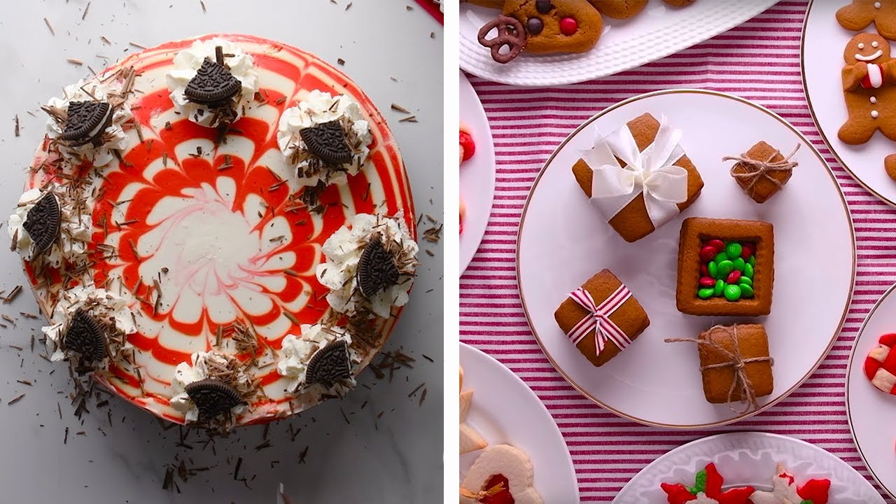Festive Red Velvet Cheesecake And Other Holiday Recipes