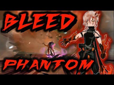 DRAGON NEST KOREA New Class- BLEED PHANTOM [Assassin] SKILL