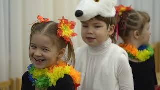 Новогодний утренник - детский сад № 90 Йошкар-Ола