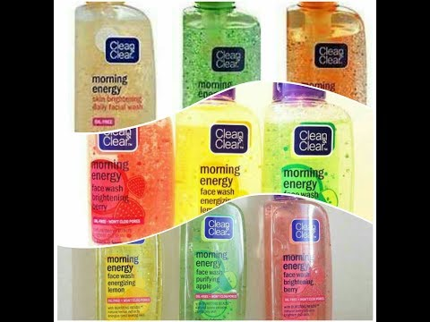 Clean and Clear Morning Energy Face Wash- Brightening Berry review in Hindi