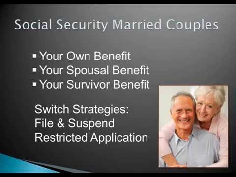 Maximize Your Social Security Retirement Income Webinar Replay