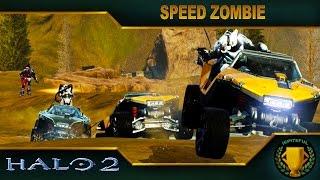 Halo 2 Custom Game : Speed Zombie