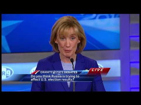 Full video: 2016 Granite State Debate involving candidates for U.S. Senate seat in NH