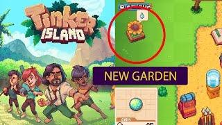 Tinker Island Update | TINKER GARDEN
