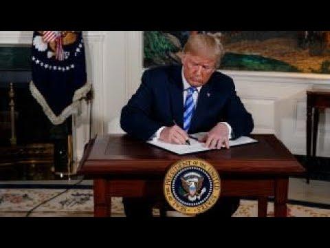 Trump's Iran decision could hurt Port of Long Beach