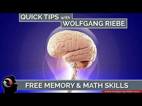 Memory & Math Skills FREE; Wolfgang Riebe