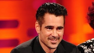 COLIN FARRELL: My Sex Tape Dialogue - The Graham Norton Show on BBC AMERICA